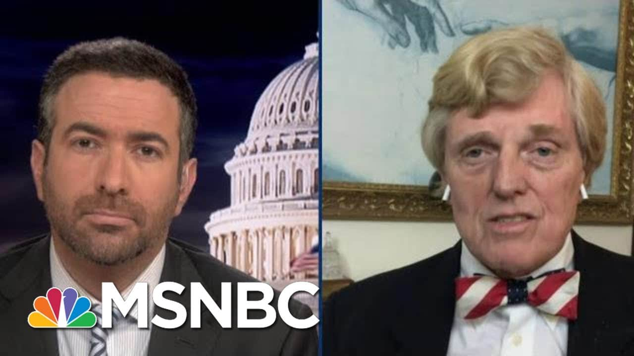 'Disgrace': Trump's Loss Clears Way For AG Barr's Early Exit   The Beat With Ari Melber   MSNBC 7
