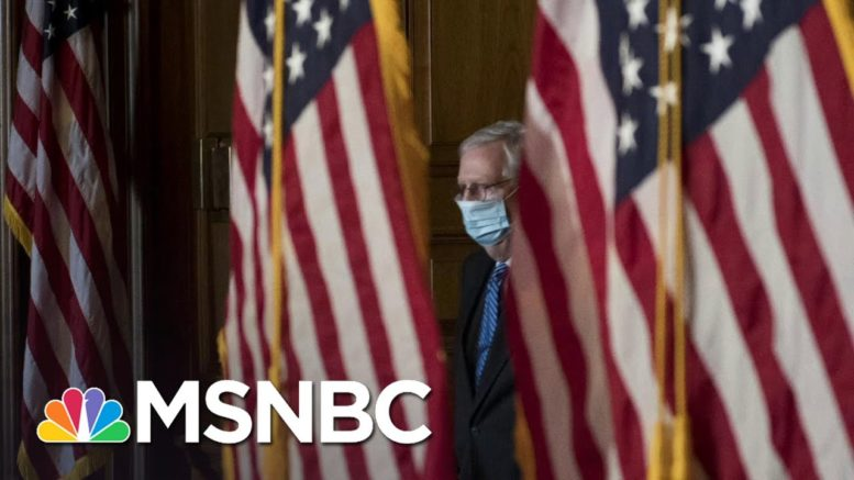 Sen. Van Hollen: McConnell Made 'Political Calculation' To Recognize Biden Win | All In | MSNBC 1