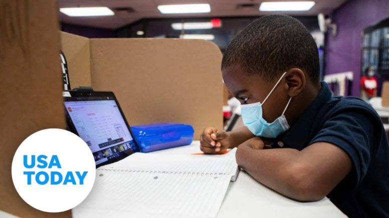Students struggle to learn and find comfort in online learning   Coronavirus Chronicles 1