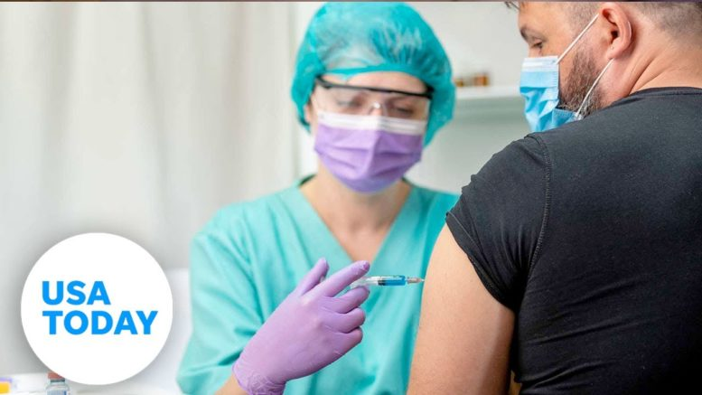 COVID-19 vaccine distribution begins in United States | USA TODAY 1