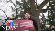 Trudeau: There's no vaccine for polluted planet | Federal climate action plan unveiled 3