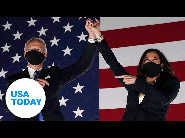 President-elect Biden and Vice President-elect Harris are Time's 2020 Person of the Year | USA TODAY 1