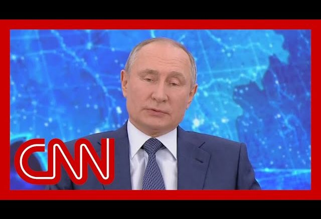 Putin responds to CNN investigation, does not deny Navalny was tracked 1