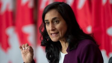 'We are on track': Minister Anand says Canada will get 125K doses of vaccine per week by January 6