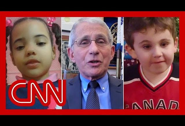 Kids ask Dr. Fauci when they can hug grandma again 1