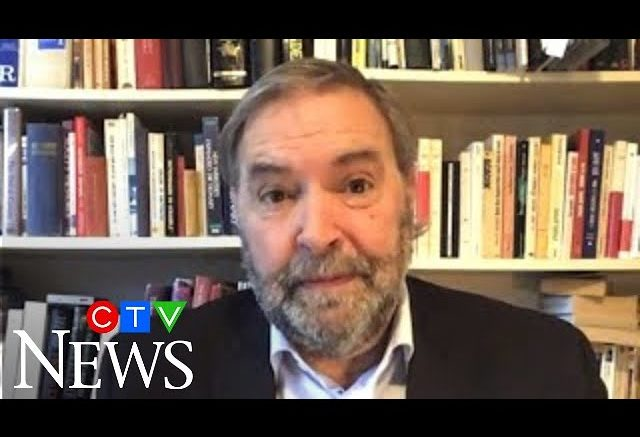 Mulcair: Canada, historically, has problems with procurement 1