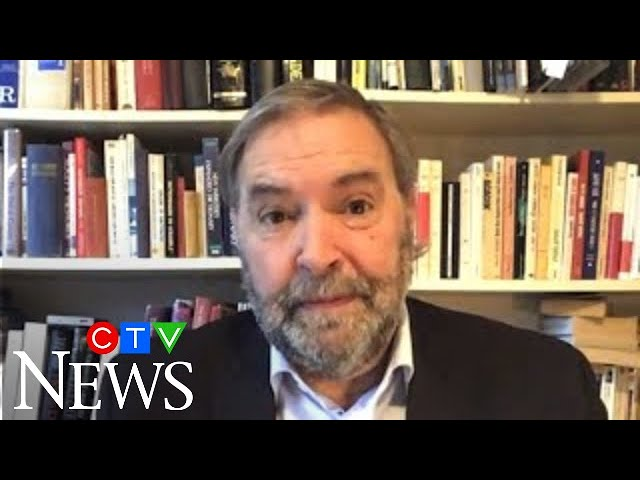Mulcair: Canada, historically, has problems with procurement 9