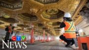 A look inside Parliament Hill's Centre Block renovations 5
