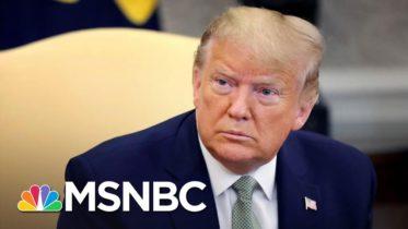 Trump, His Family, Giuliani Left Off 11th Hour Pardon List | MSNBC 6