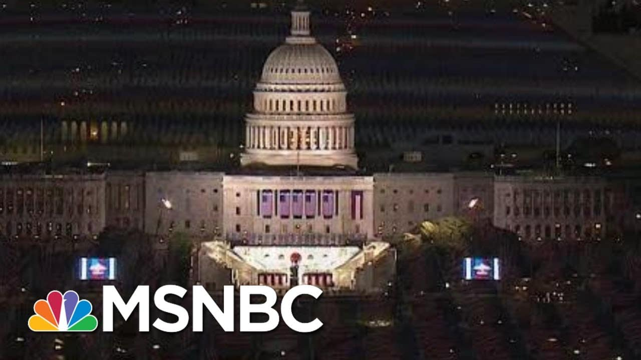 The Parallels Between Nixon And Trump's Final Days In Office | Morning Joe | MSNBC 4