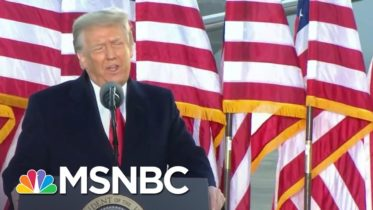 Joy: In Closing Remarks Trump Still 'Sees Himself As The Leader Of The Trump Movement' | MSNBC 6