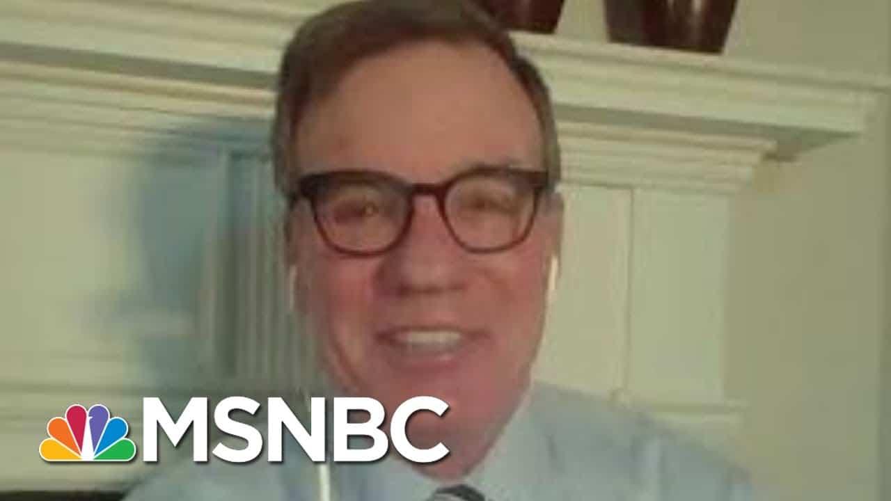 Sen. Warner: I'm Confident Of Bipartisan Vote To Confirm New DNI | Morning Joe | MSNBC 4