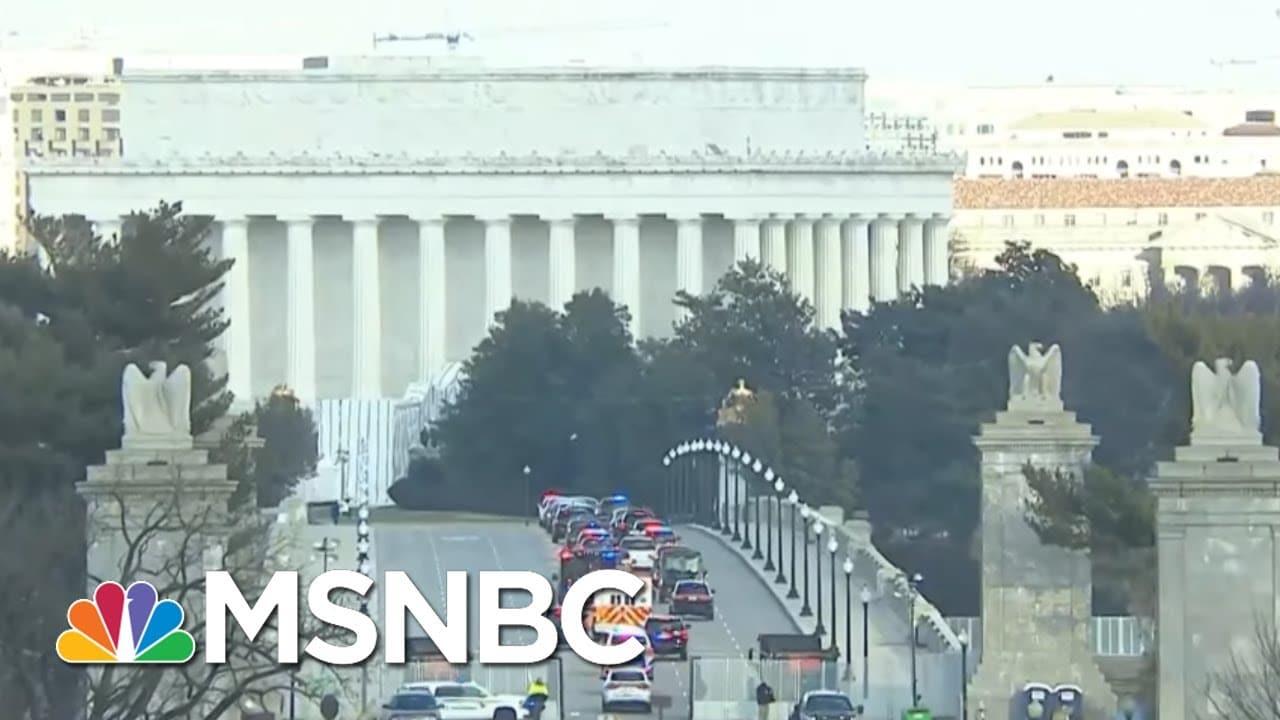 Klobuchar: 'We Basically Stood Up To The Bullies' With Inauguration | MSNBC 1