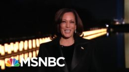 Vice President Kamala Harris Extols The Virtues Of American Initiative And Determination | MSNBC 1