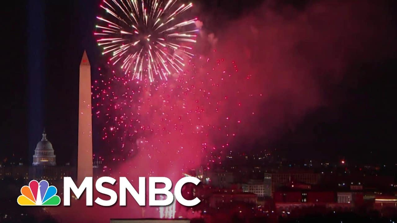 Joy Reid: Inauguration Program 'Was The Answer To What We Saw On January 6th' | MSNBC 8