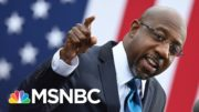 Warnock Sees 'Continuity Of Service' In New Role As Senator | MSNBC 5