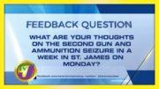TVJ News: Feedback Question - January 19 2021 4