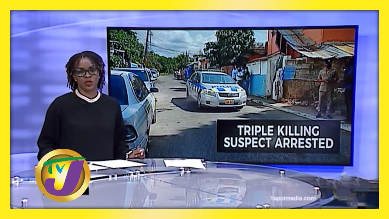 Suspect Held in Lincoln Avenue Triple Killing - January 19 2021 1