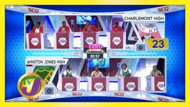 Charlemont High vs Winston Jones High: TVJ SCQ 2021 - January 19 2021 6