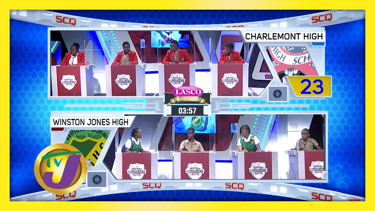 Charlemont High vs Winston Jones High: TVJ SCQ 2021 - January 19 2021 1