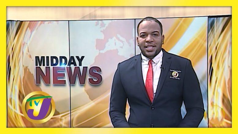 Jamaica Gov't to Cut Spending | Joe Biden Sworn in as 46th US President - January 20 2021 1