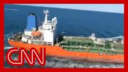 Footage shows chemical tanker seized by Iranian forces 3