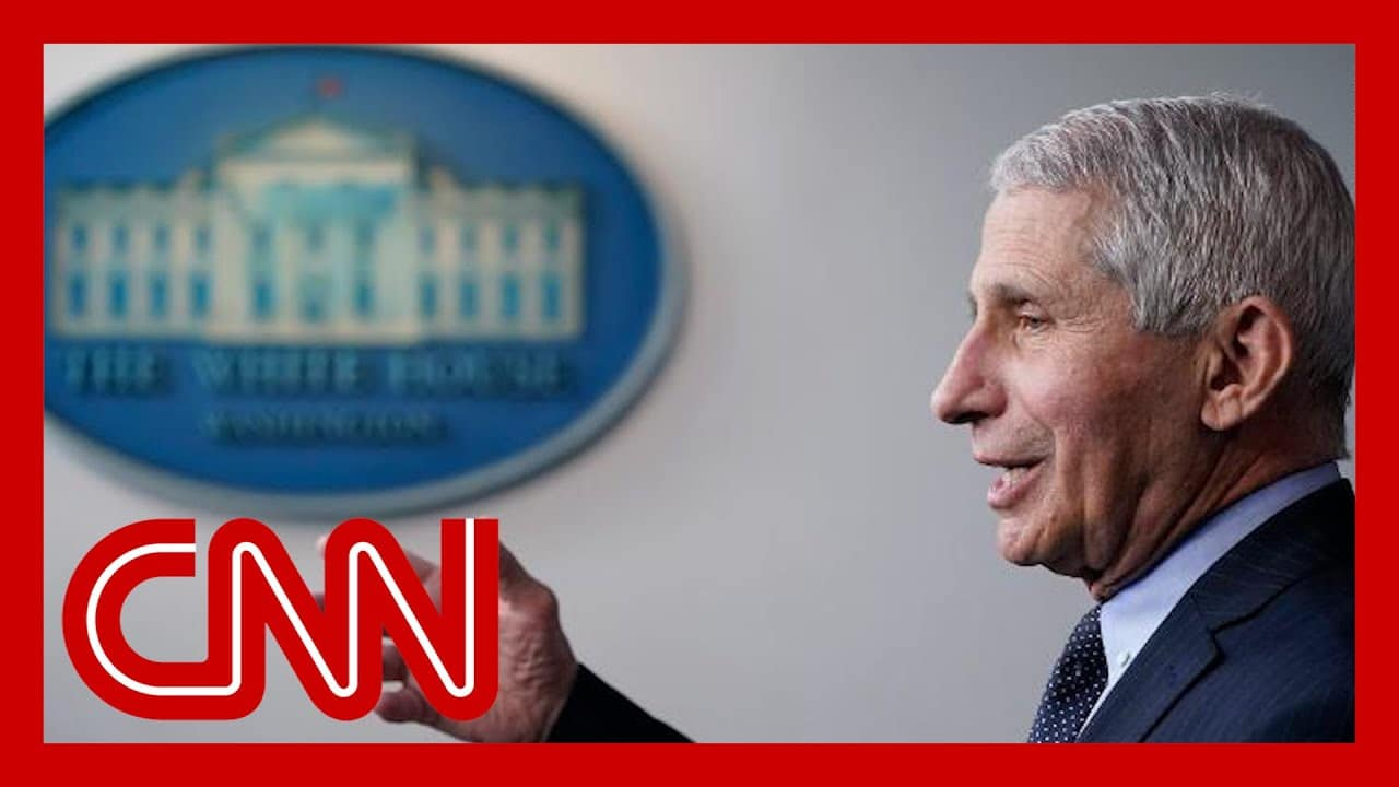 Dr. Fauci asked if he feels 'free' under Biden. Hear his response 1