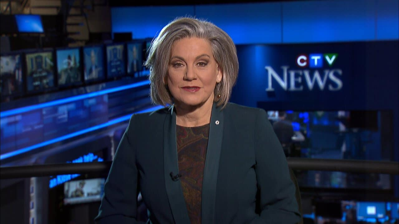 'Significant day' in Canadian history: Lisa LaFlamme reacts to Payette's resignation 5