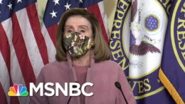 Pelosi Discusses 'Big Difference' In Evidence For Trump's Second Impeachment Trial | MSNBC 4