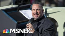 The Significance Of Garth Brooks' Inauguration Performance | Morning Joe | MSNBC 2
