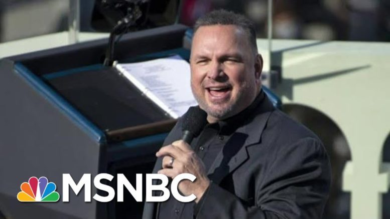 The Significance Of Garth Brooks' Inauguration Performance | Morning Joe | MSNBC 1
