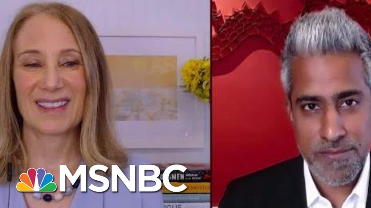 Giridharadas: The Past Few Years Were A Revolt Against The Future   Morning Joe   MSNBC 8