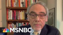 Dr. Redlener: Tweaking Vaccines For New Covid Mutations Will Be A Major Problem | MTP Daily | MSNBC 5