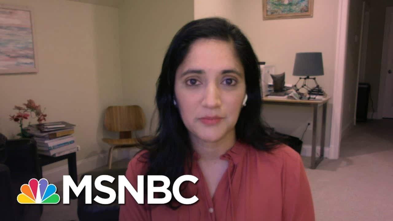 Dr. Fauci On Working For The Biden Administration   Deadline   MSNBC 5