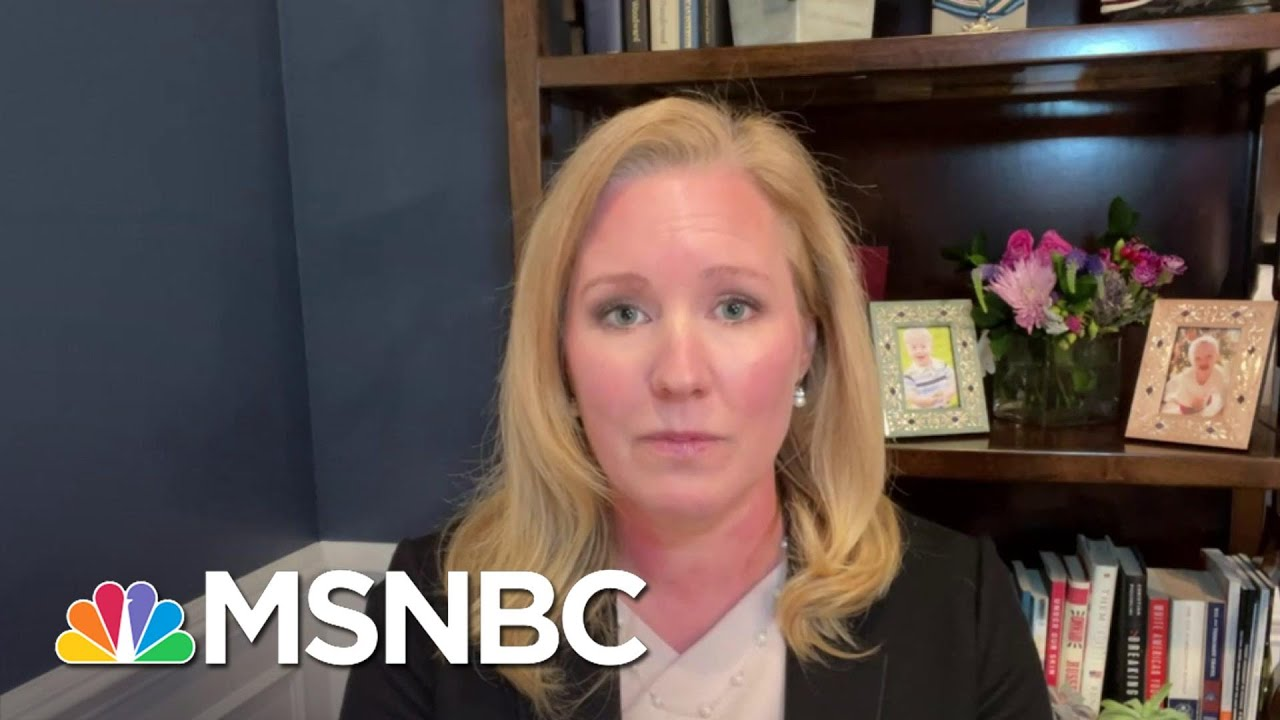 Elizabeth: GOP Need To Hold Themselves Accountable For Their Roles In The Jan 6th Siege   Deadline 6