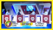 St. George's College vs St. Andrew Technical: TVJ SCQ 2021 - January 20 2021 5