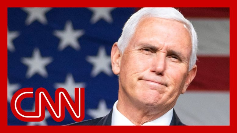 Pence faces pressure from Trump to thwart Electoral College vote 1