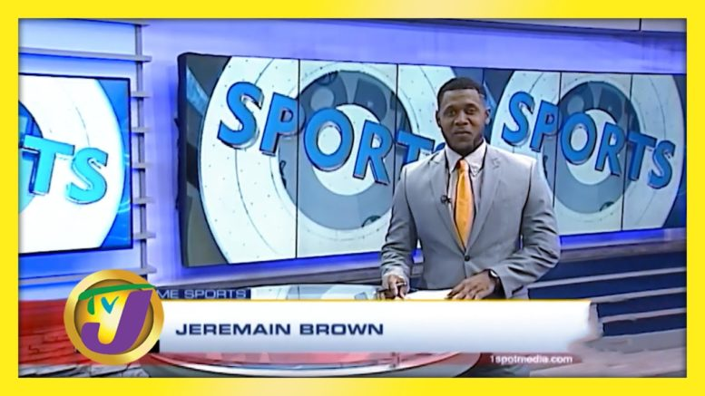 TVJ Sports News: Headlines - January 20 2021 1
