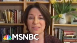 Sen. Klobuchar On President Biden's Legislative Priorities | The Last Word | MSNBC 7