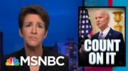 Biden CDC Goes Back To Square One On Covid Policy: Gathering Accurate Data | Rachel Maddow | MSNBC 5