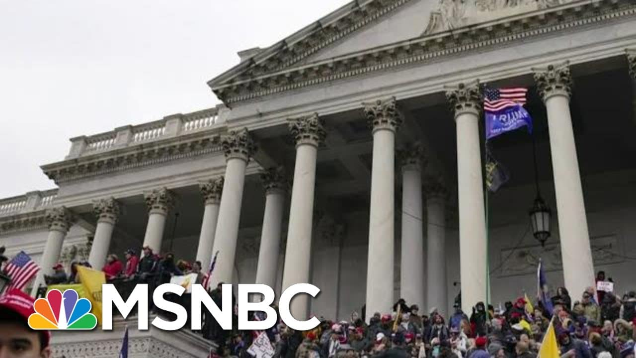 The Parallels Between Trump And Mussolini | Morning Joe | MSNBC 3