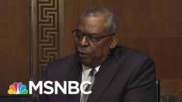 Senate Votes To Confirm Retired Gen. Lloyd Austin As Secretary Of Defense | Craig Melvin | MSNBC 2