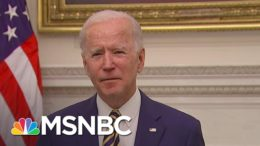 Biden Announces Executive Orders For Economic Relief Amid The Covid Pandemic | MSNBC 9