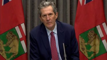 COVID-19: Pallister has tense exchange with reporter after replacing Manitoba's health minister 6