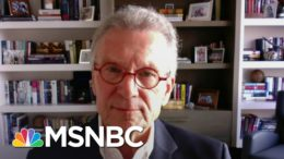Daschle: Biden, Schumer, Mcconnell Have a Combined '100 Years of Working Together' | Andrea Mitchell 6