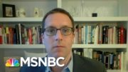 David Fahrenthold: Trump 'Lost It All Because Of What He Did On January 6' | Deadline | MSNBC 3