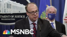 NYT: Trump And DOJ Lawyer Reportedly Plotted To Oust Acting Attorney General | All In | MSNBC 1