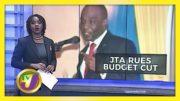 JTA Upset at Budget Cut - January 21 2021 2