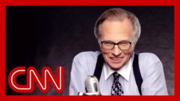 Larry King, legendary talk show host, dies at 87 1