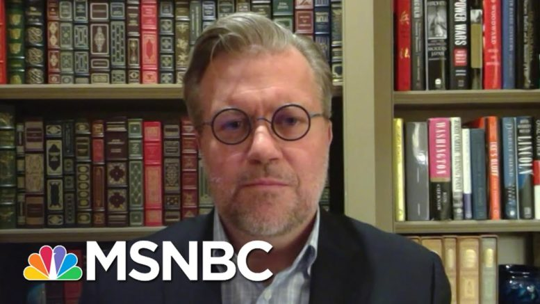 Moore: Trump's Call 'Merits Investigation' By Fulton Co. District Attorney | The Last Word | MSNBC 1